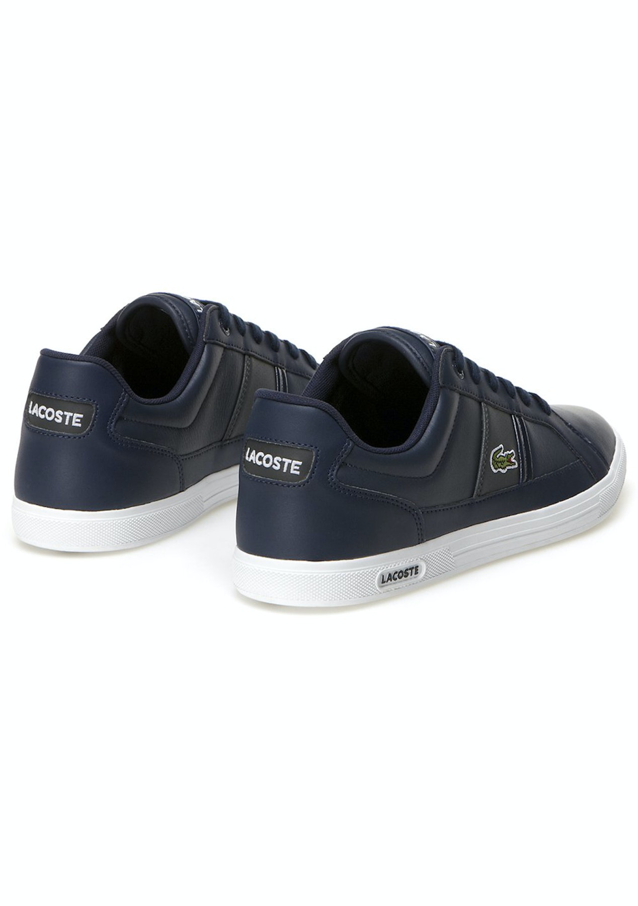 b44f673f6 Mens Lacoste - Europa Lcr3 Spm - Navy Dark Grey - Under  150 Women s Shoes  Sale - Onceit