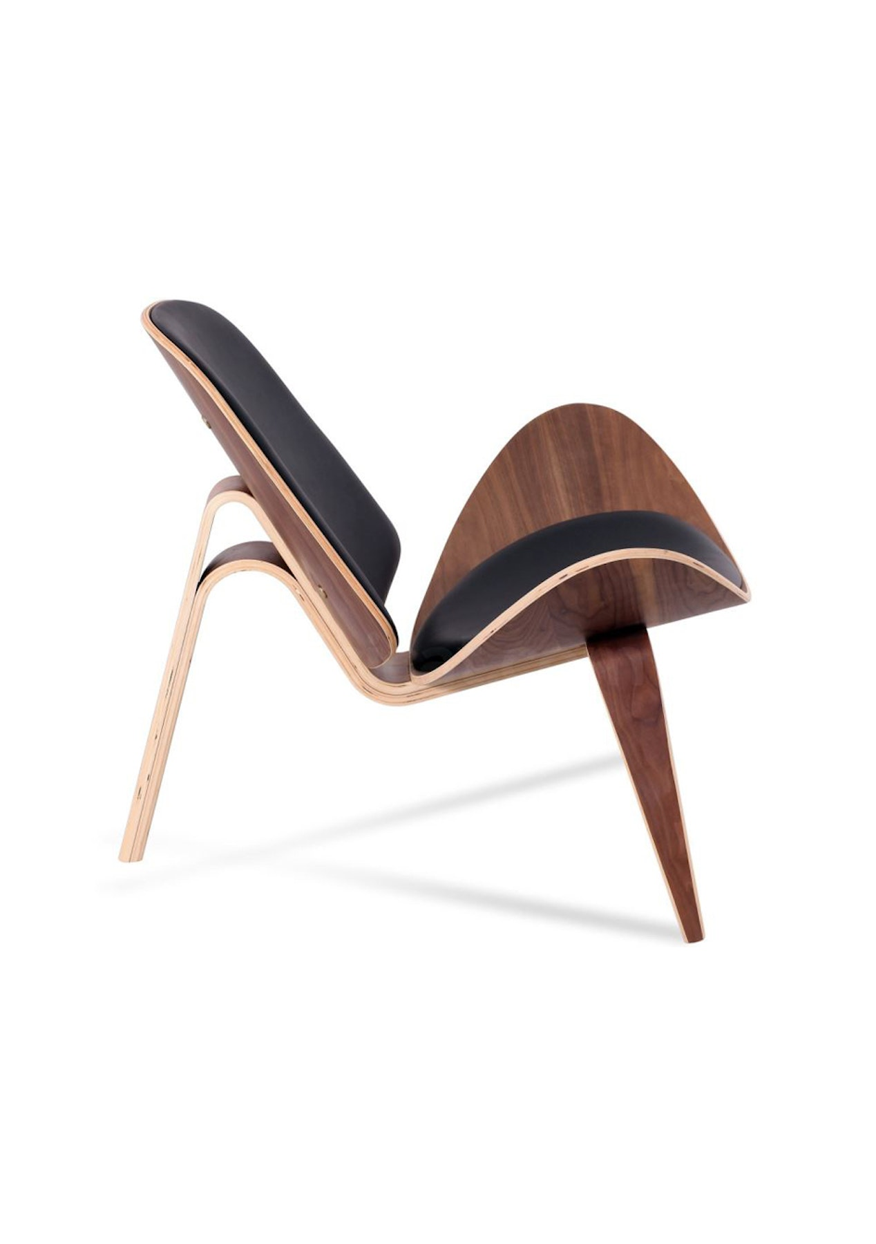 replica designer shell occasional chair scandi style furniture onceit. Black Bedroom Furniture Sets. Home Design Ideas