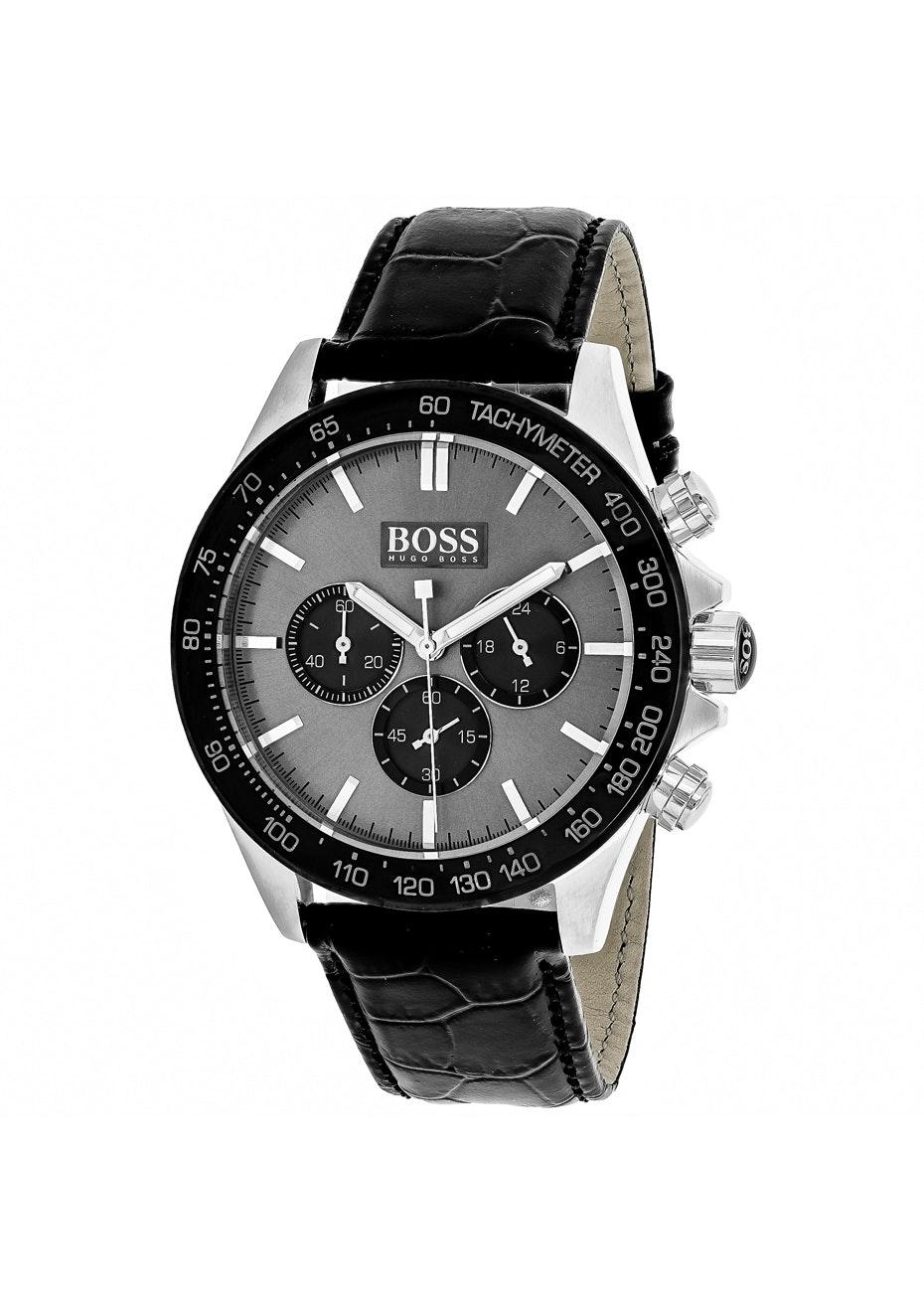 Hugo boss Men's Ikon - Grey/Black