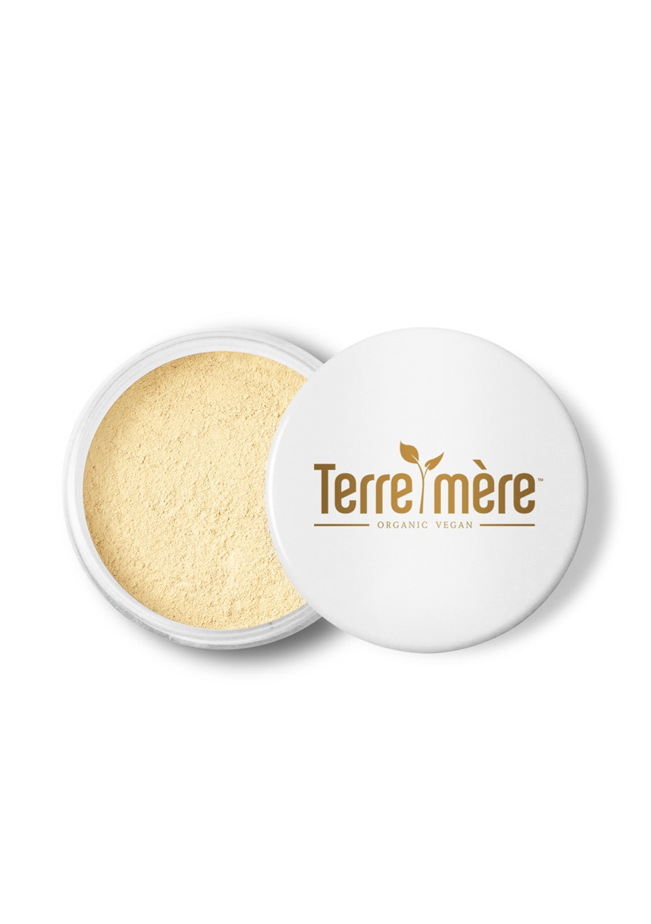 Terre Mere - Mineral Foundation - Ivory