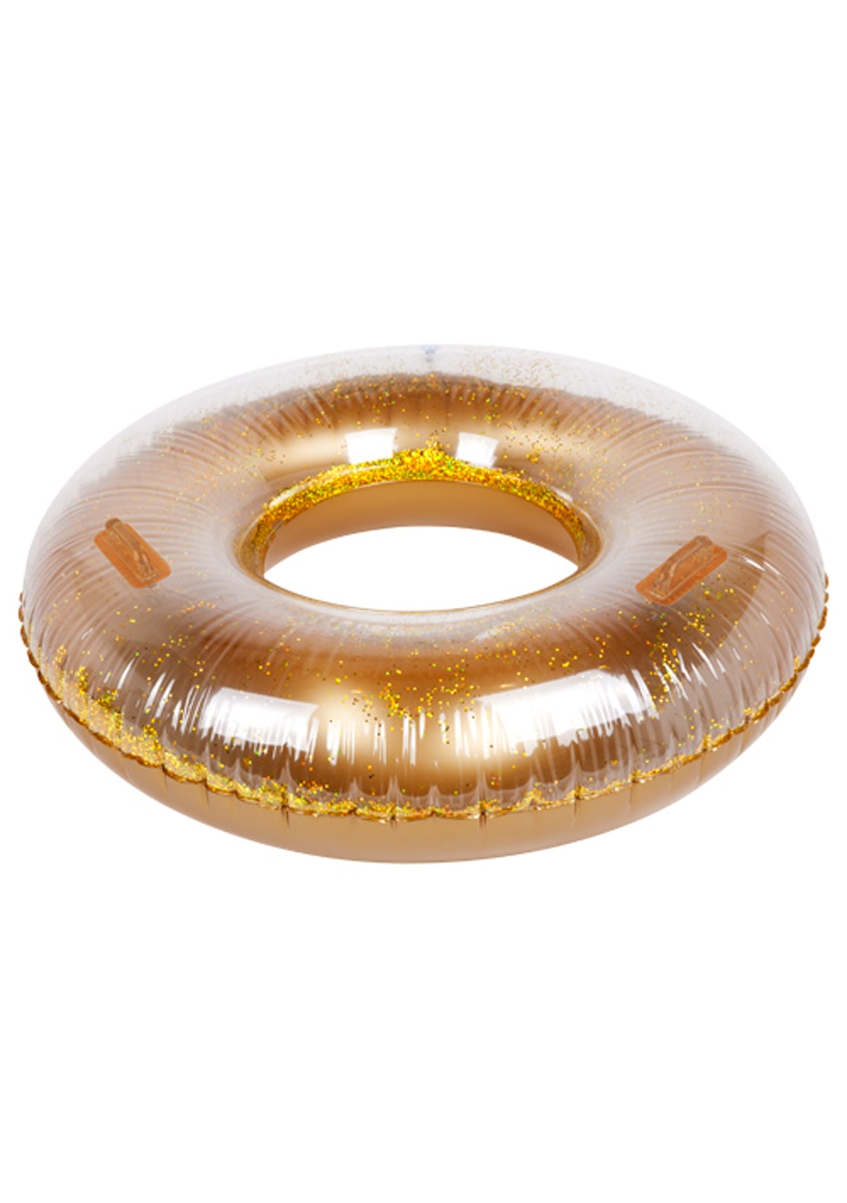 Pumpt - Glitter Pool Ring Gold