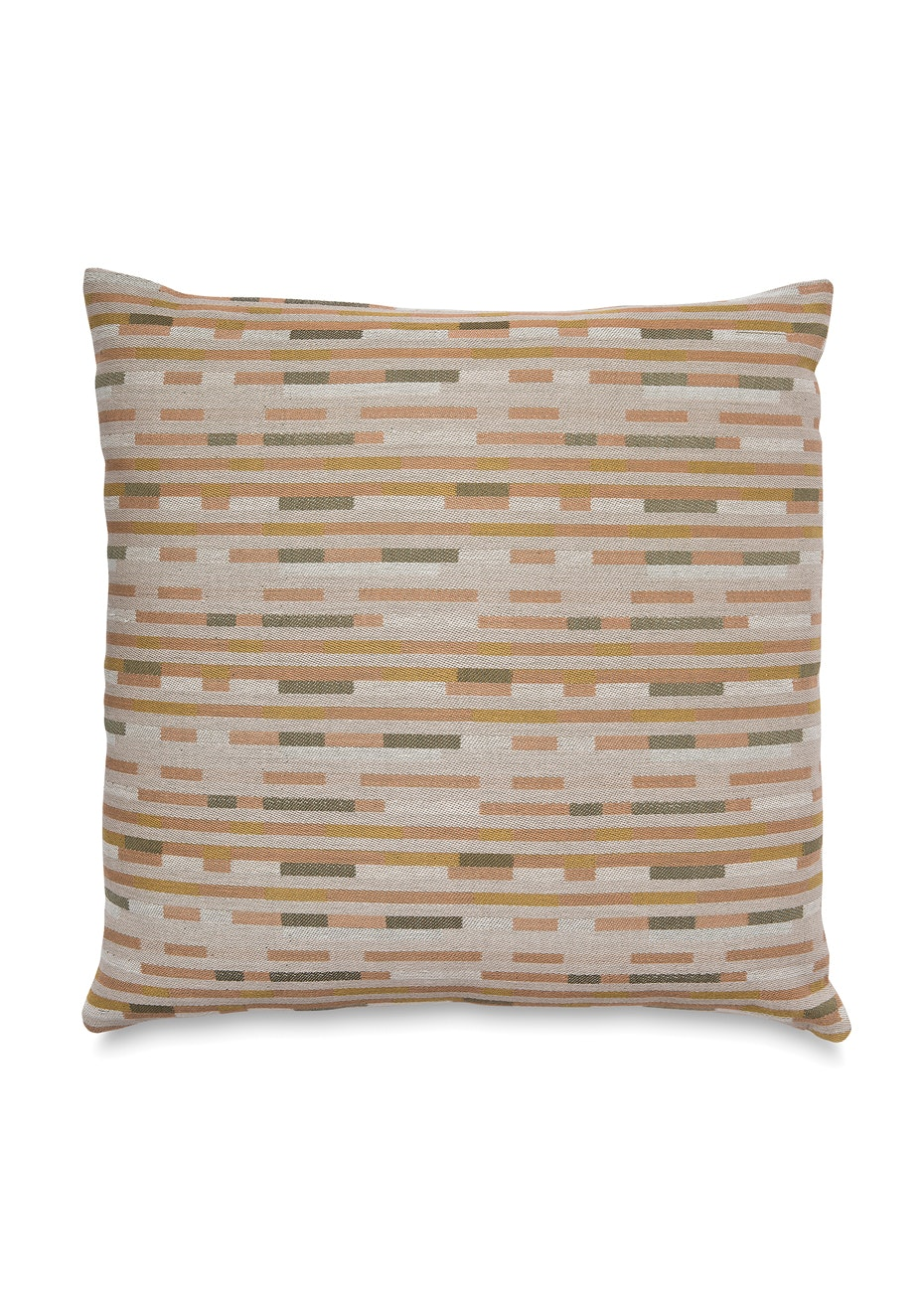 Citta - Linie Woven Cushion Cover - Multi