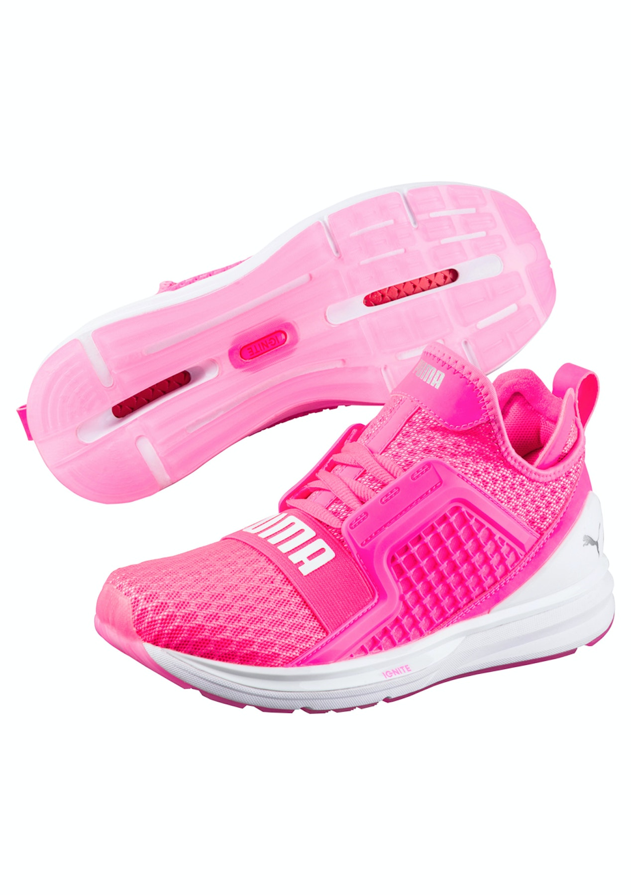 Puma Womens - Ignite Limitless Pink - Free shipping Winter Activewear -  Onceit 4b7050dfb