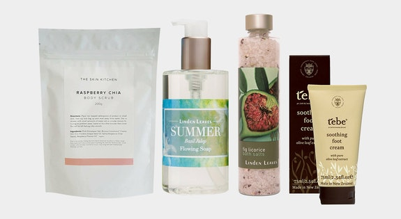 Image of the 'Made in NZ Skincare' sale