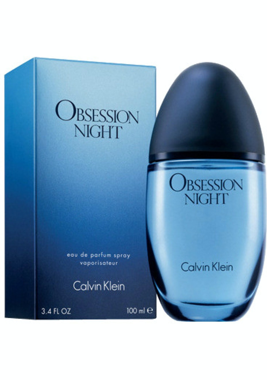 Calvin Klein Obsession Night EDP 100ml (W)