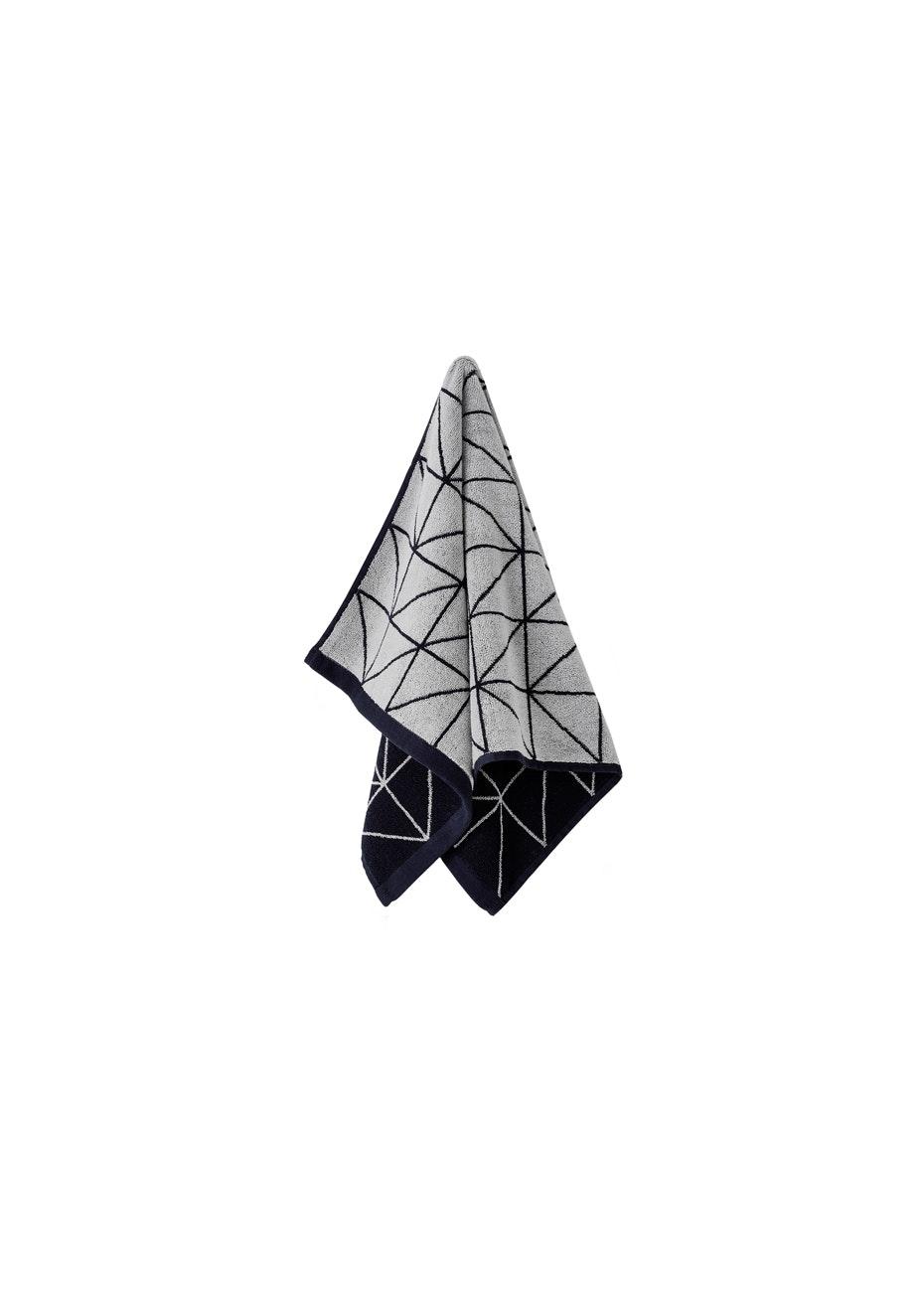 Aura Kami Hand Towel 450 X 700Mm Dove