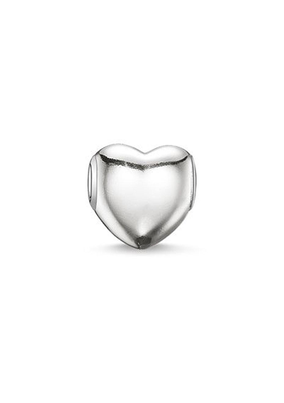 Thomas Sabo  - Karma Bead - Heart Polished Karma Bead