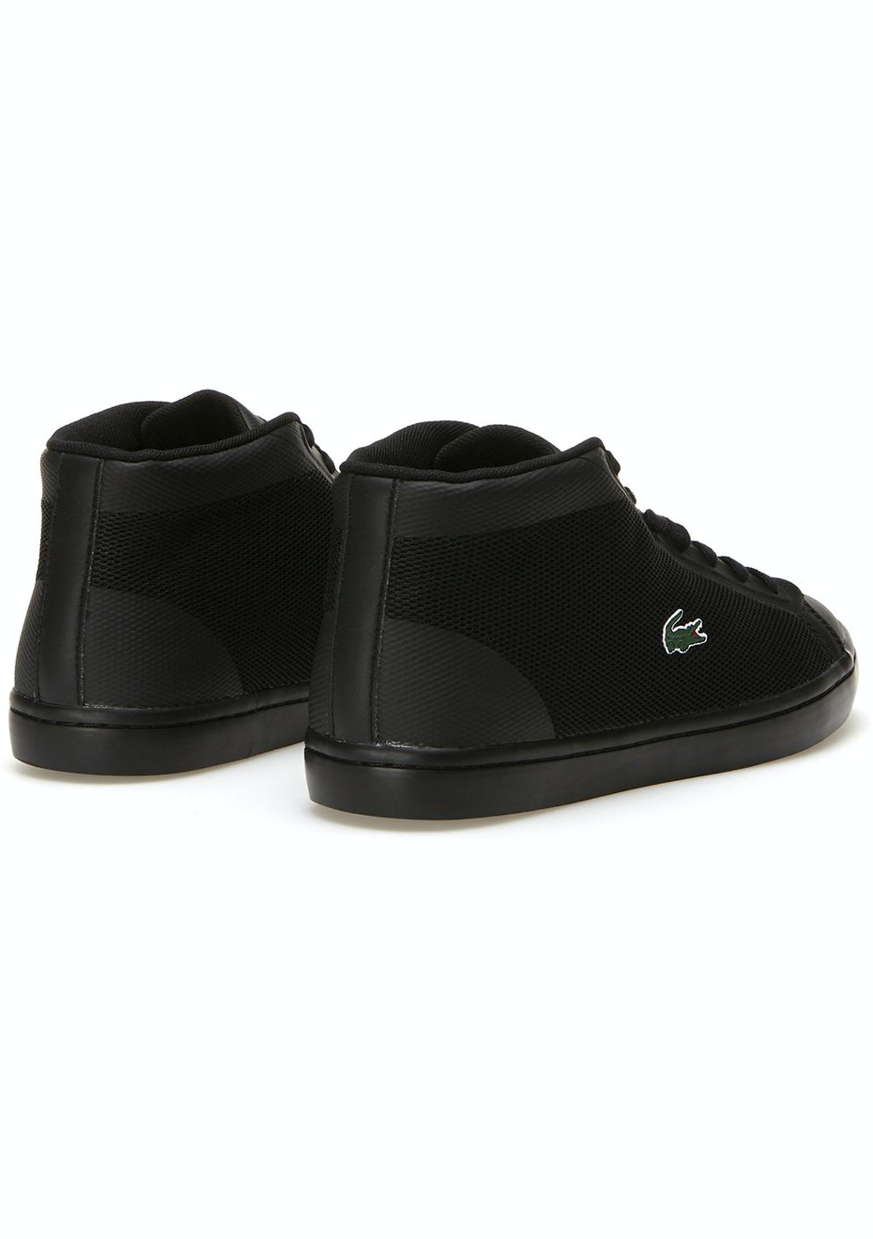 72a01cb28e Mens Lacoste - Straightset Chukka 316 1 - Black/Black - Lacoste 24 Hours  Only - Onceit