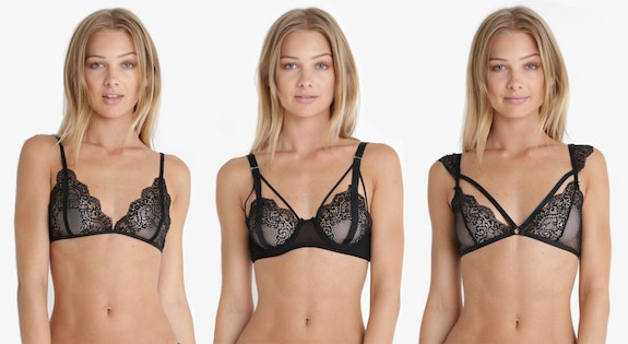 Image of the 'Free Shipping Lace Bralettes' sale