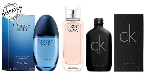 Image of the 'Calvin Klein Fragrance Steals' sale
