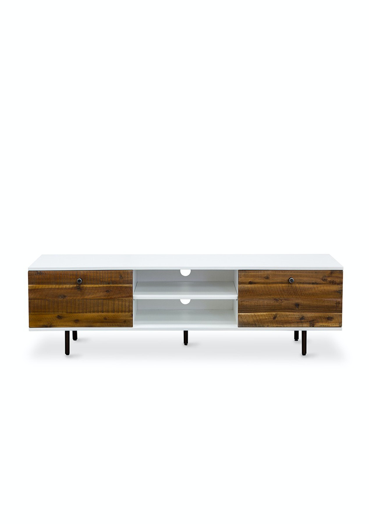 Furniture by design rustic madrid tv stand rustic for Stock sofas madrid