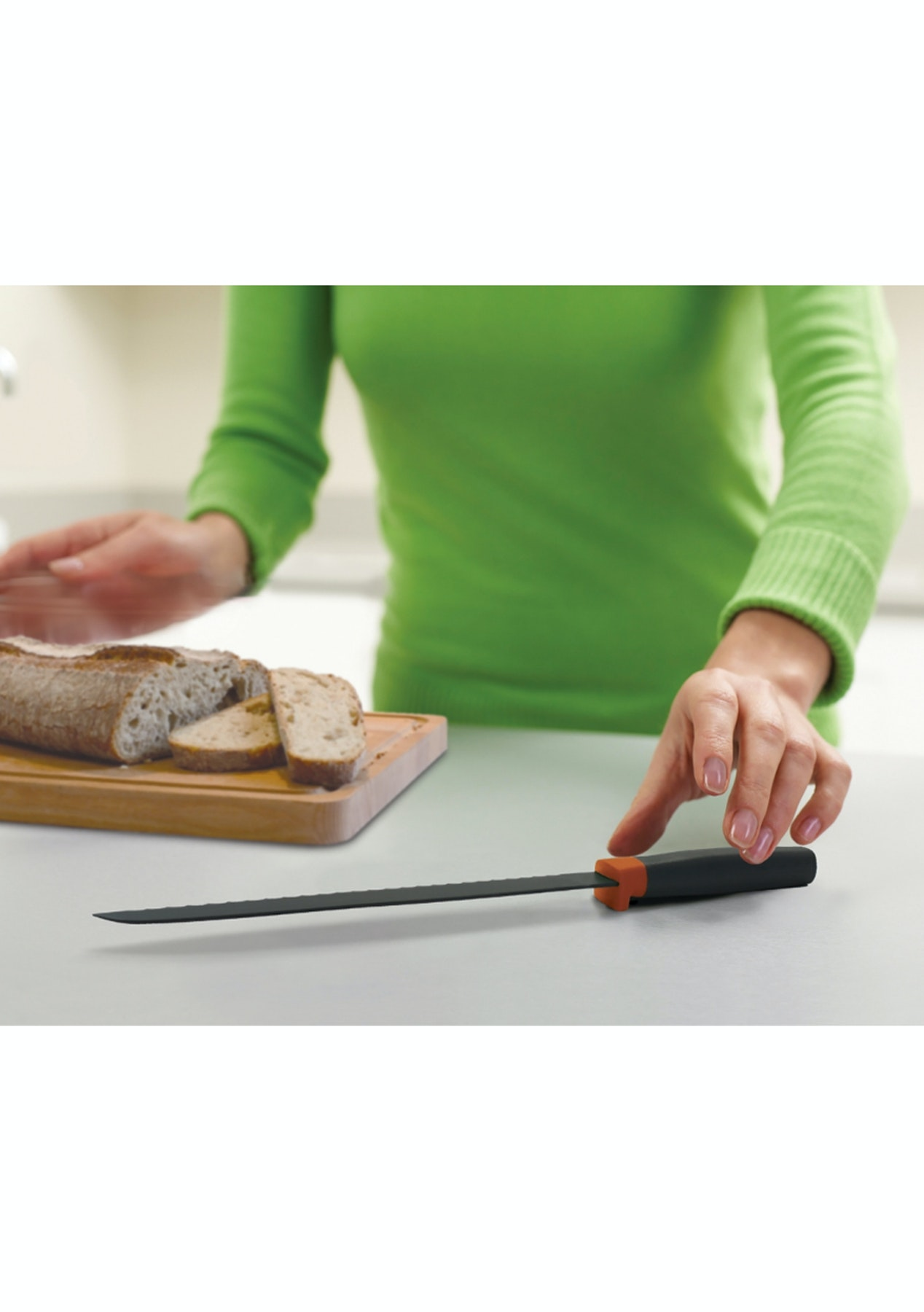 Joseph Joseph Elevate 8 Inch Bread Knife Everything For Your