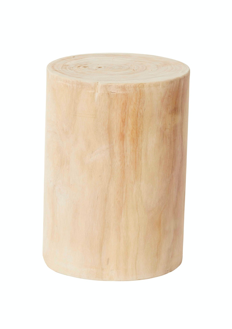 Picture of: Amalfi Hutch Side Table Stool Natural Paulownia Wood Boho Rattan Home Back By Demand Onceit
