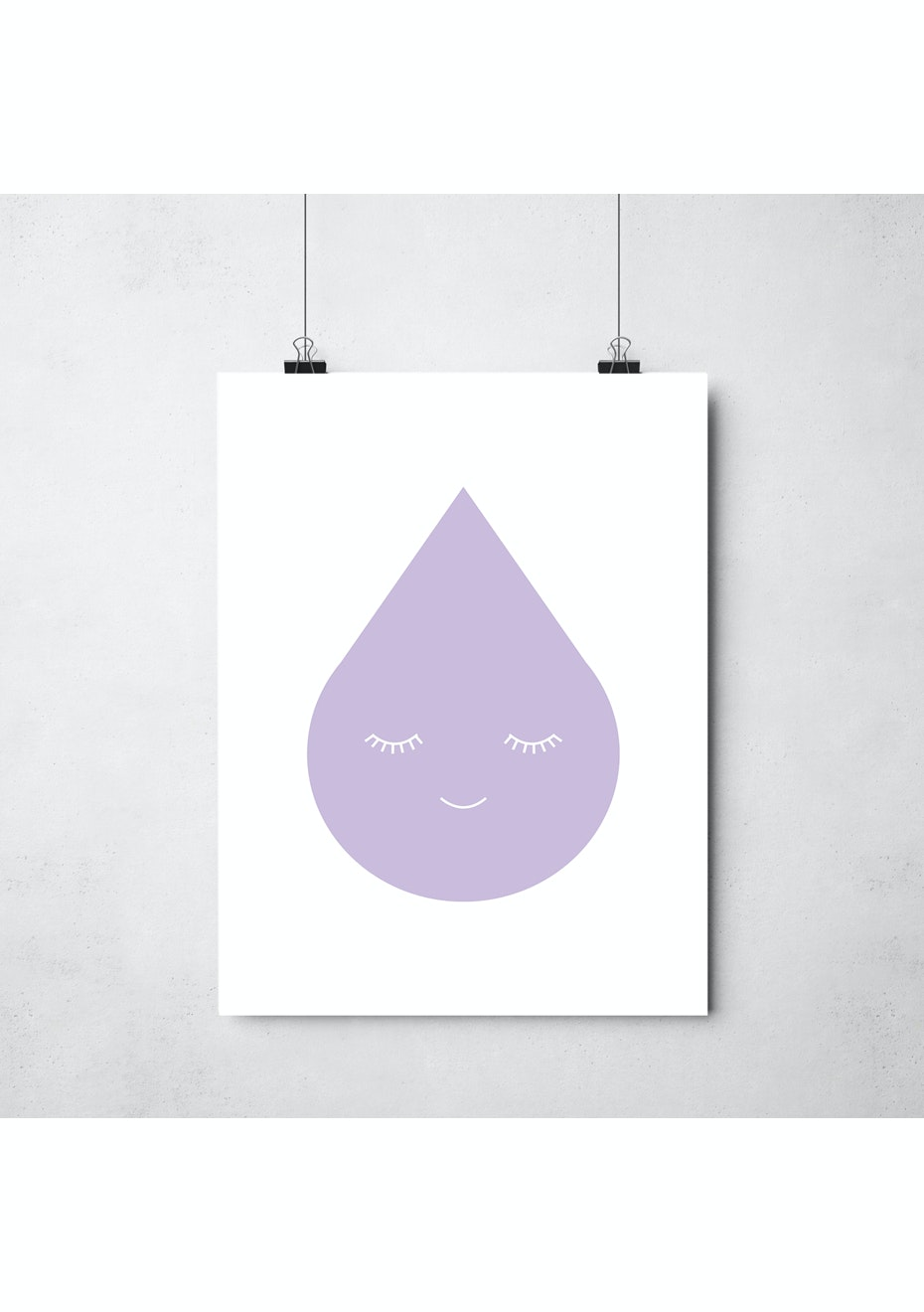 Simply Creative - Bubbles - A3 Colour Print