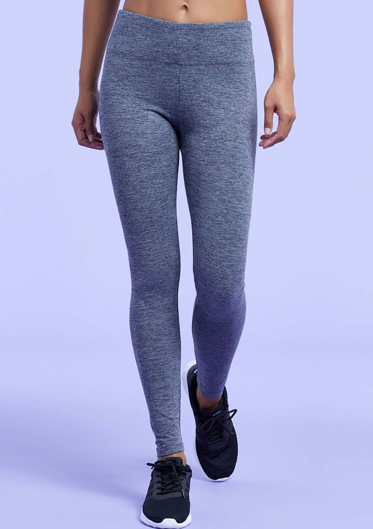 fac76ce38cba5 Marika - Cozy Legging - Heather Grey - From $29.95 Leggings - Onceit