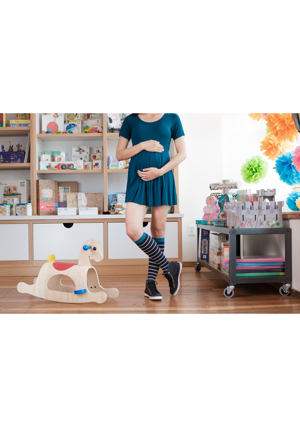 0863f50990 Vim & Vigr Fashion Compression Socks - Stylish Gifts for Her - Onceit