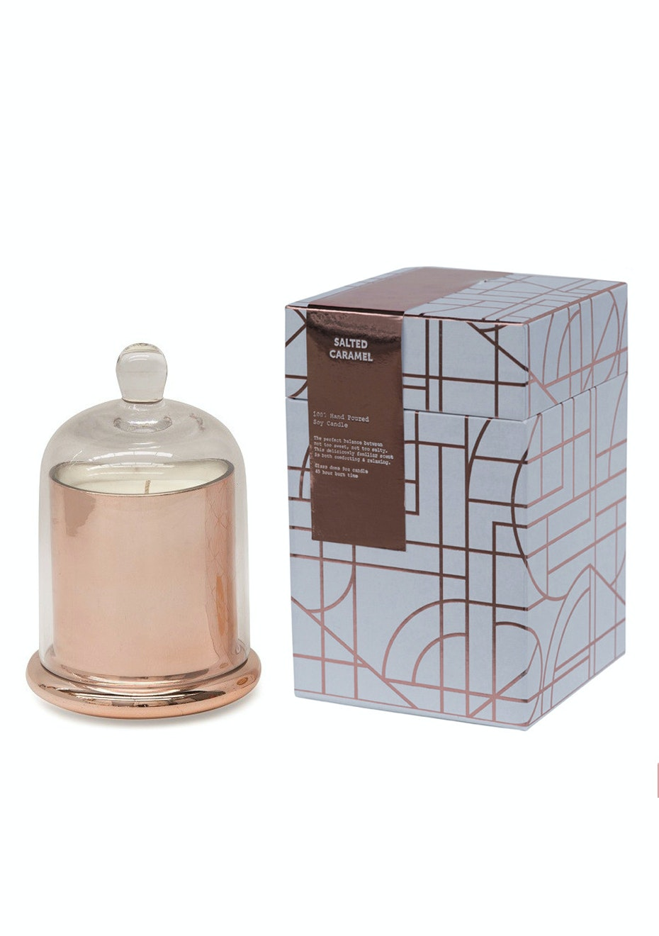 Me & My Trend - Dome Candle Salted Caramel