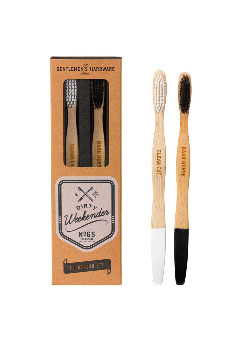 Gents Hardware - Toothbrush Set