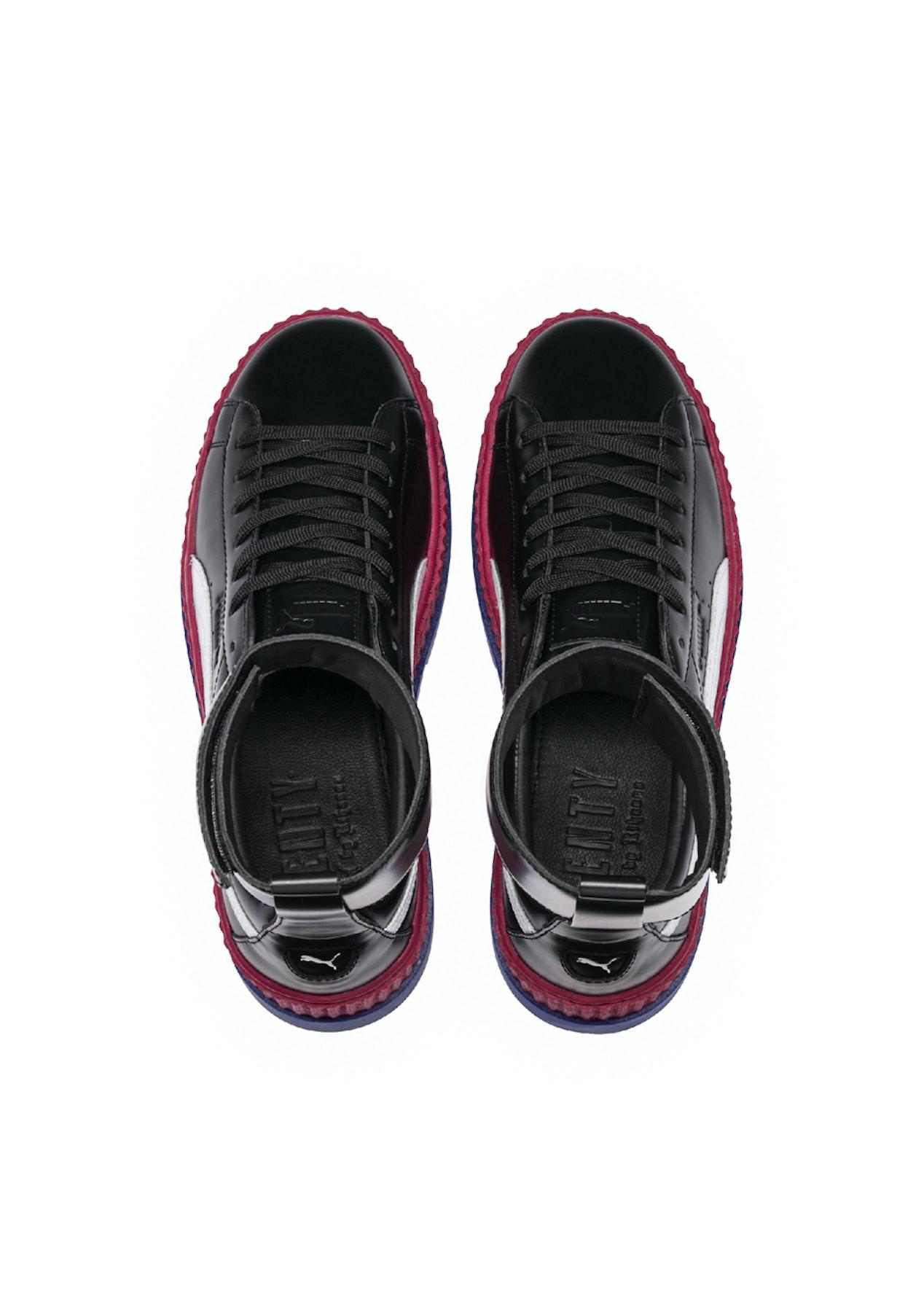 reputable site 8d432 81e2d FENTY Womens Ankle Strap Sneaker