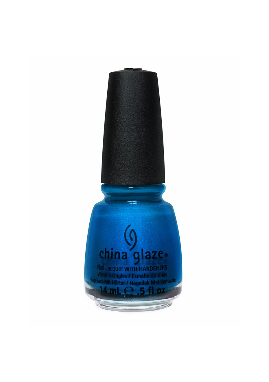 China Glaze Ink Collection #1010 BLUE SPARROW
