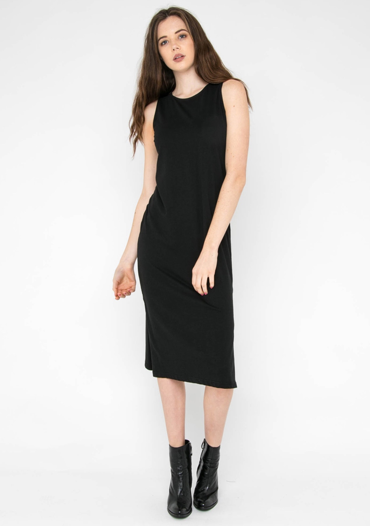 Silent Theory - Direction Dress - Black