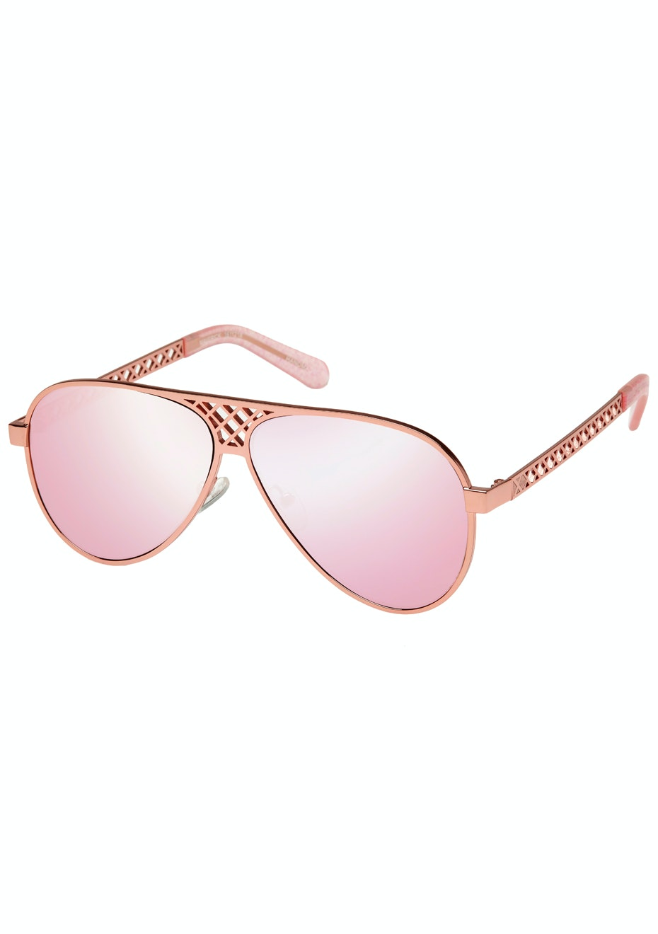 House Of Holland - Maverick 1611218 - Rose Gold / Pink Glitter