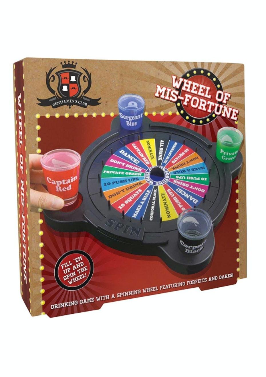 Wheel Of Mis-Fortune
