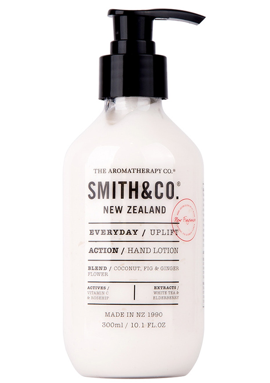 The Aromatherapy Co. Smith & Co. Hand Lotion - Uplift - 300ml