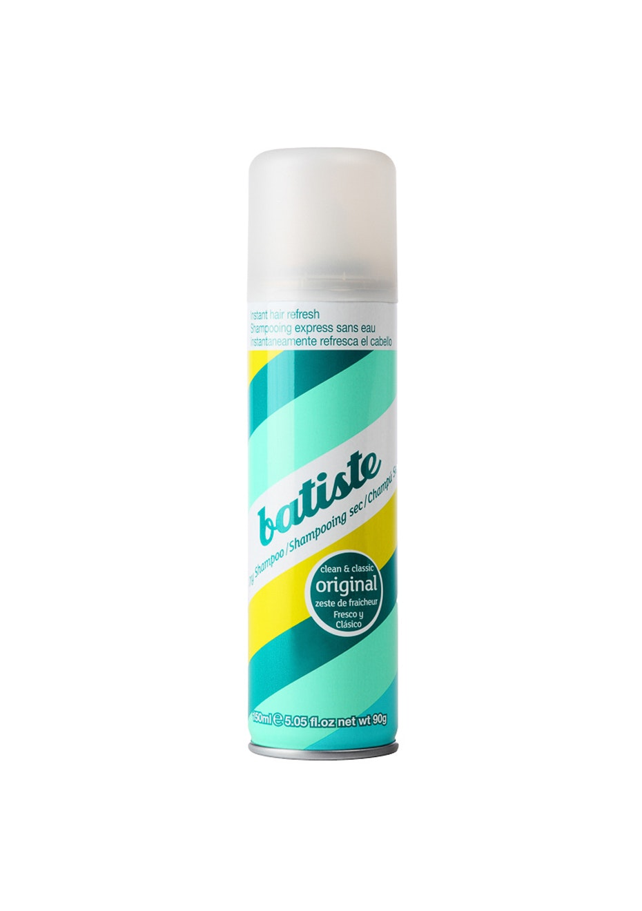 Batiste Dry Shampoo Original 150ml