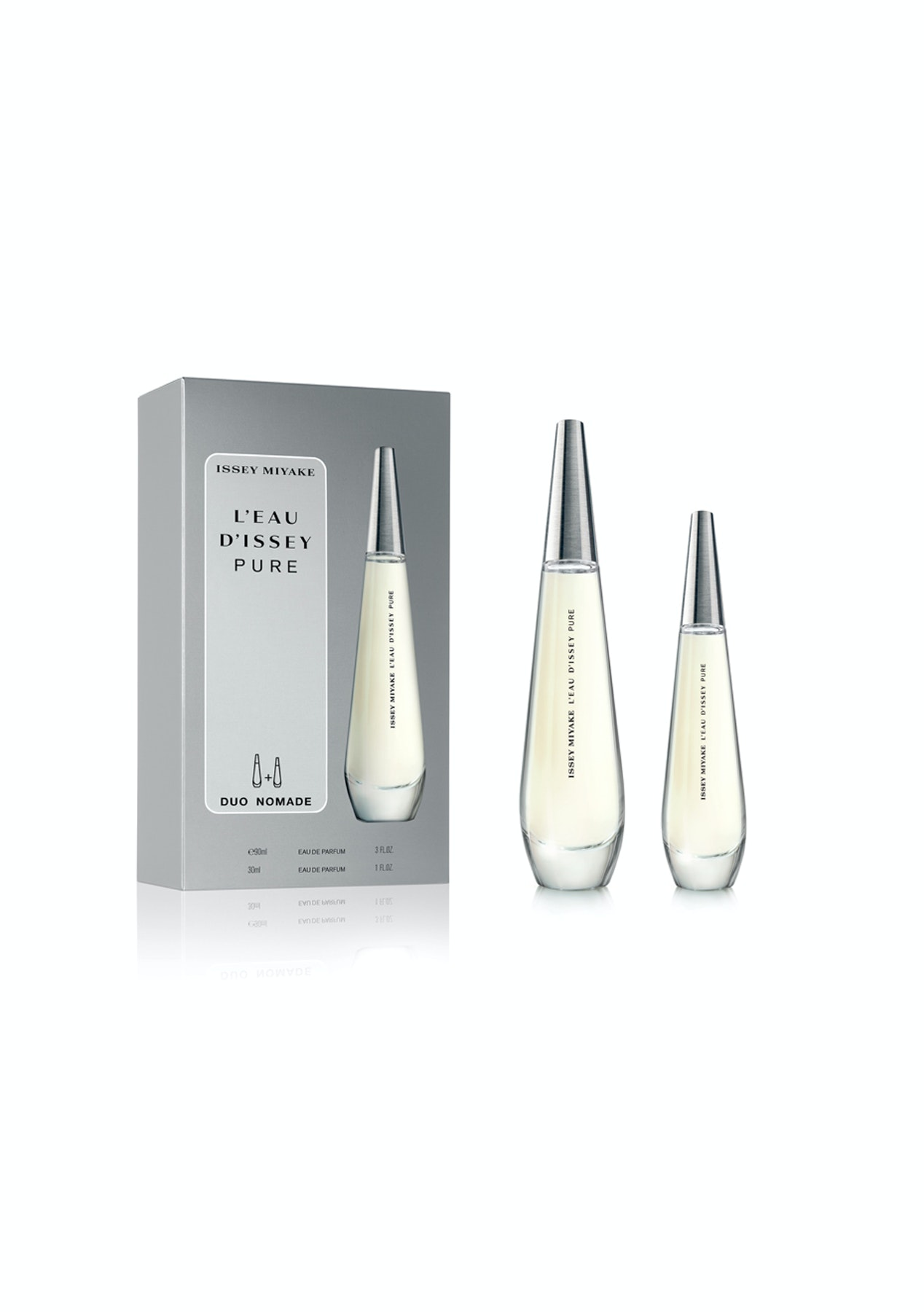 Issey Miyake Leau Dissey Pure Edp 90ml 30ml Value Set 100