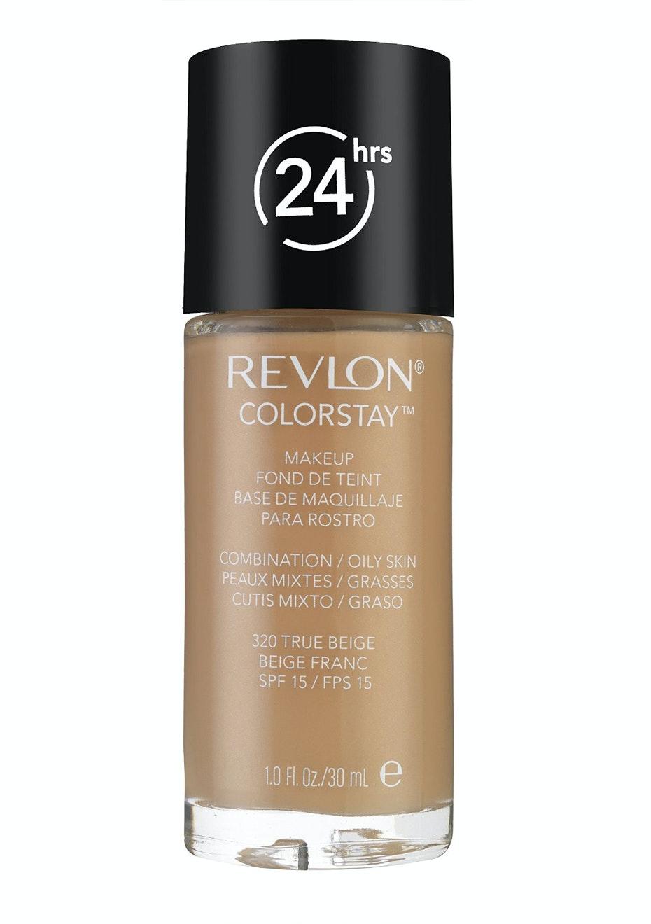 Revlon Colorstay 24hrs Liquid Makeup Combo/Oily 320 True Beige