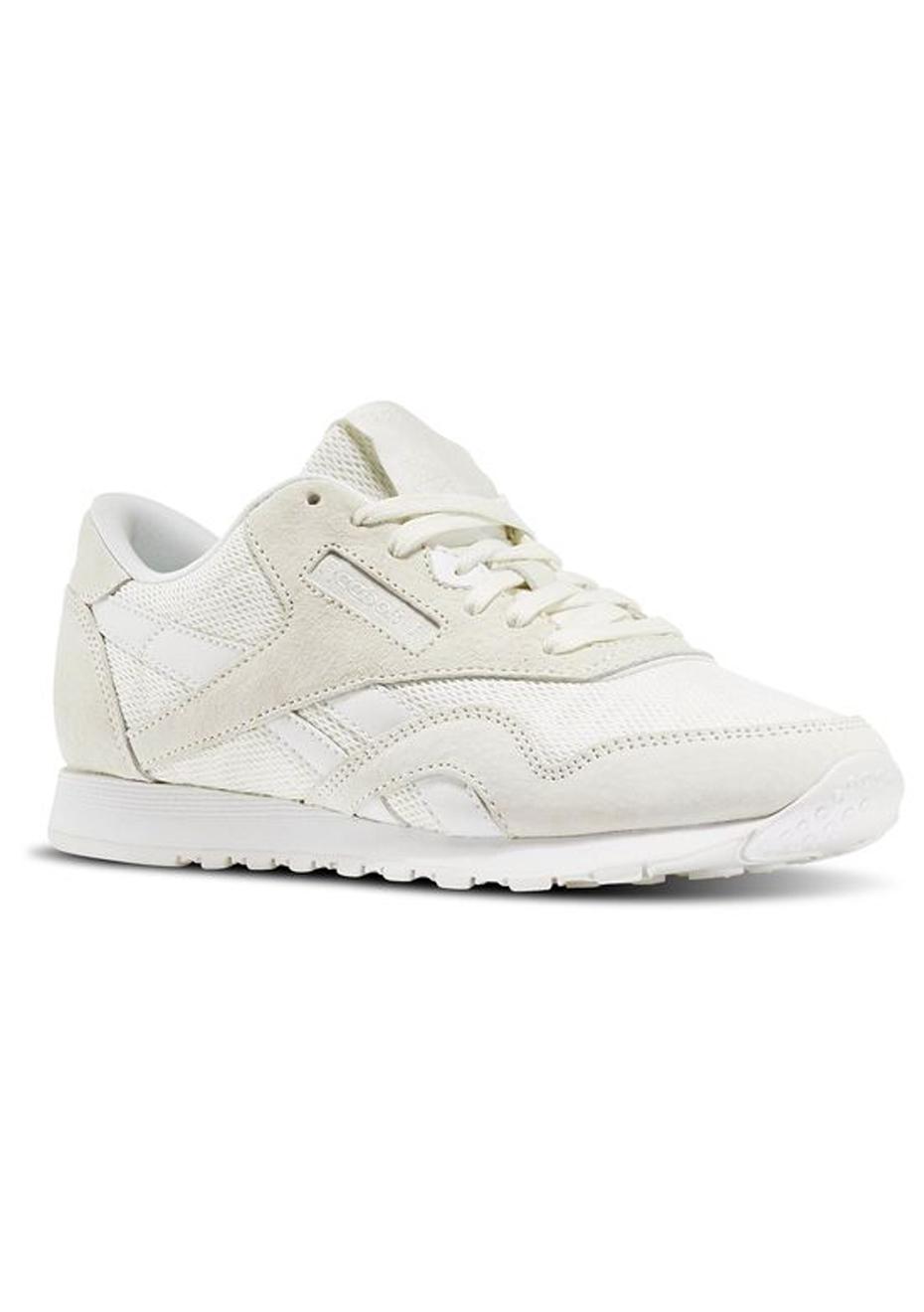 Footwear Reebok Womens Cl Nylon Fitness Shoes Fitness Footwear