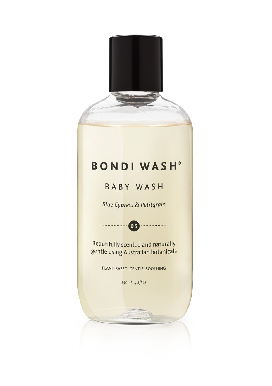 Bondi Wash - Baby Wash Blue Cypress & Petitgrain 250ml