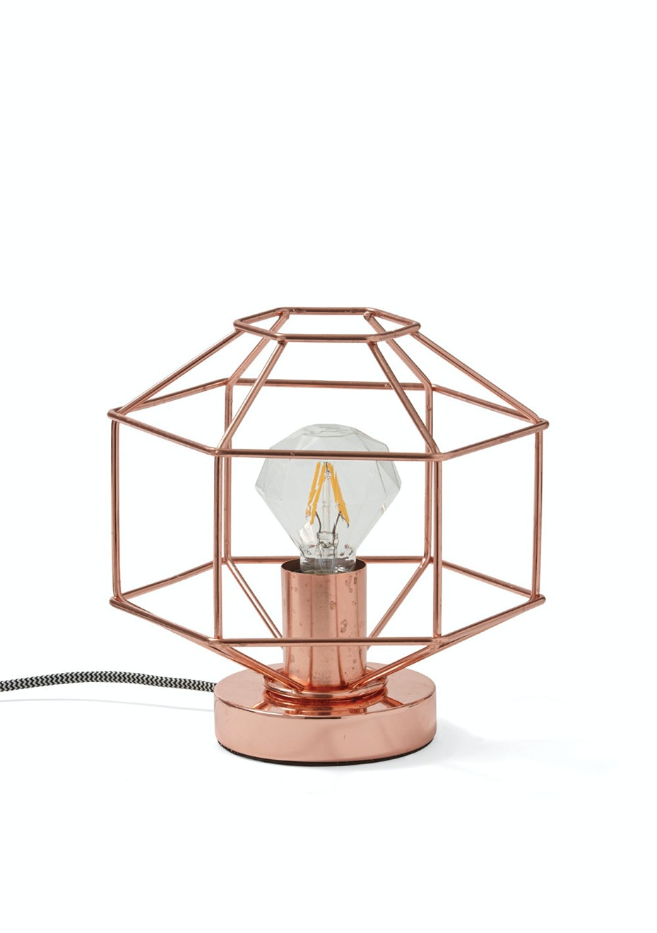 Me & My Trend - Copper Outline Lamp
