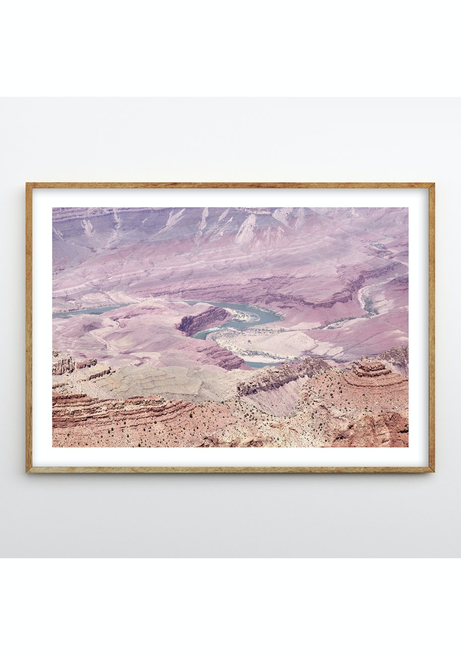 Simply Creative - Canyon - A2 Colour Print