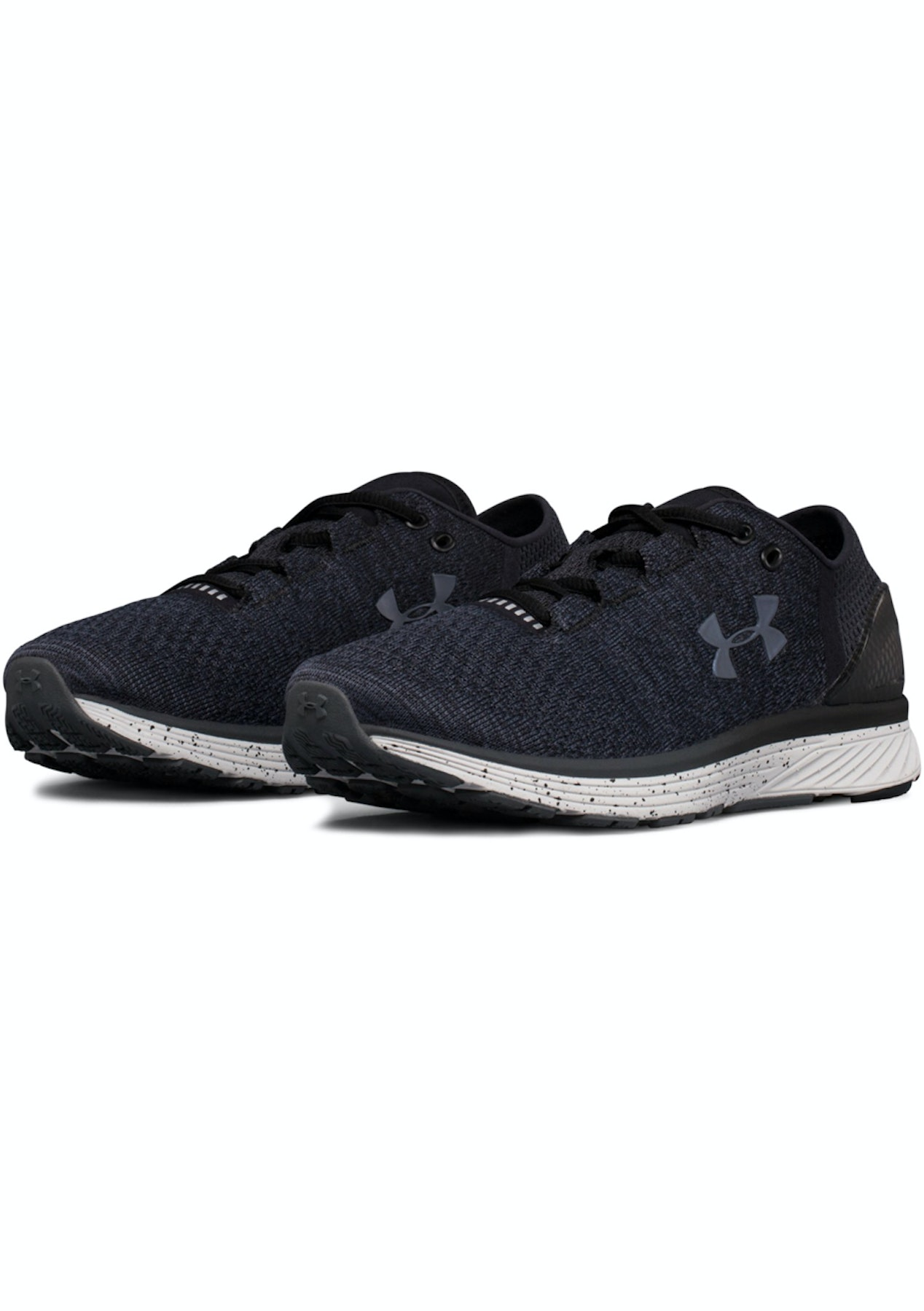 finest selection 3fb6d d1552 Under Armour - 1298664 Womens Charged Bandit 3 - Black