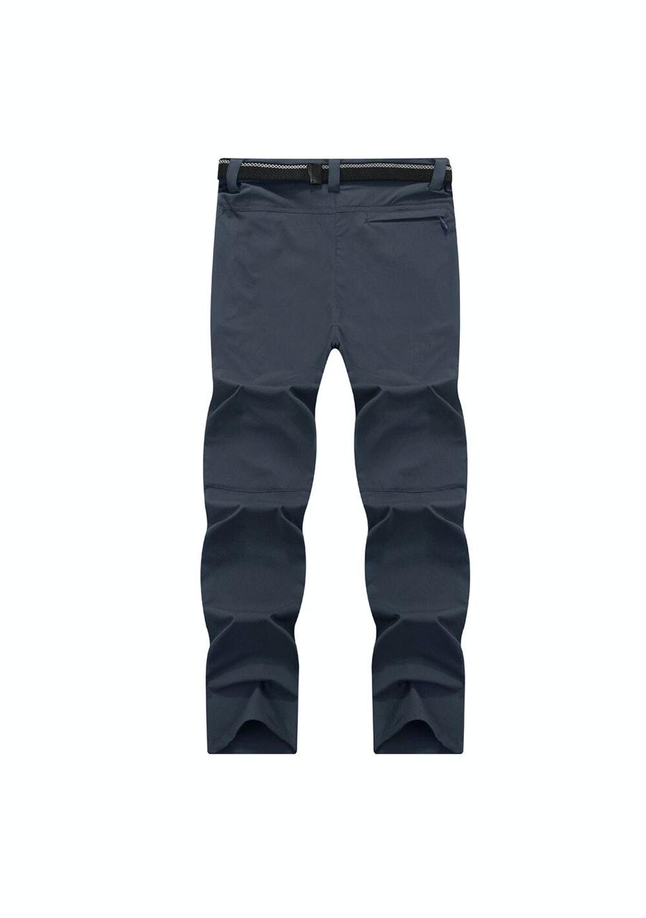 Men 2-in-1 WaterProof Pants - Charcoal