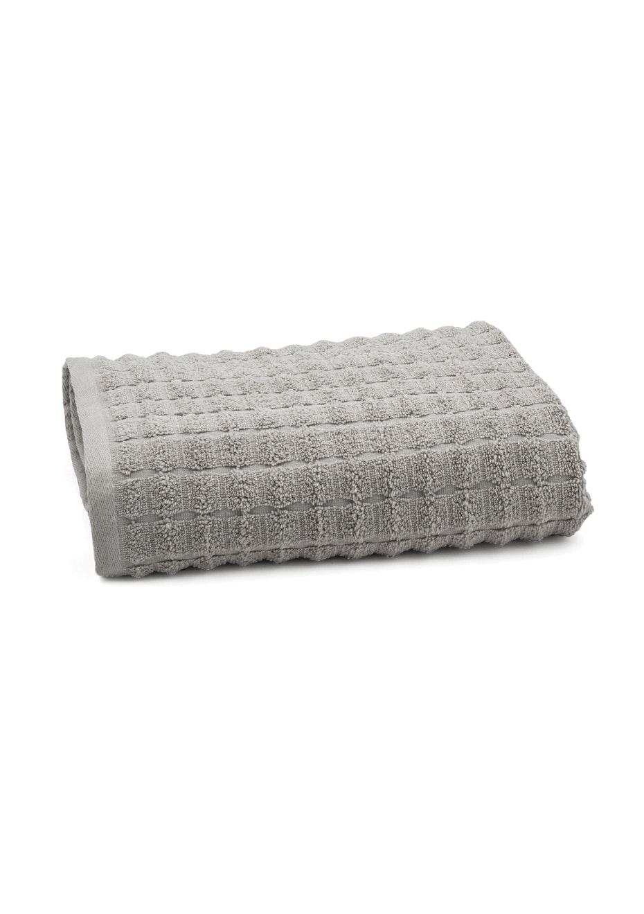 Conran Soho Bath Towel Ash