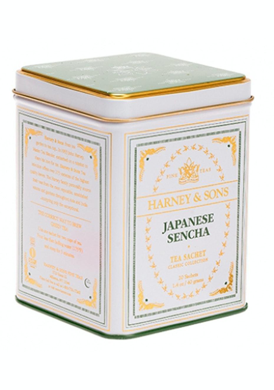 Harney & Sons - Japanese Sencha - 20 Sachet Tin