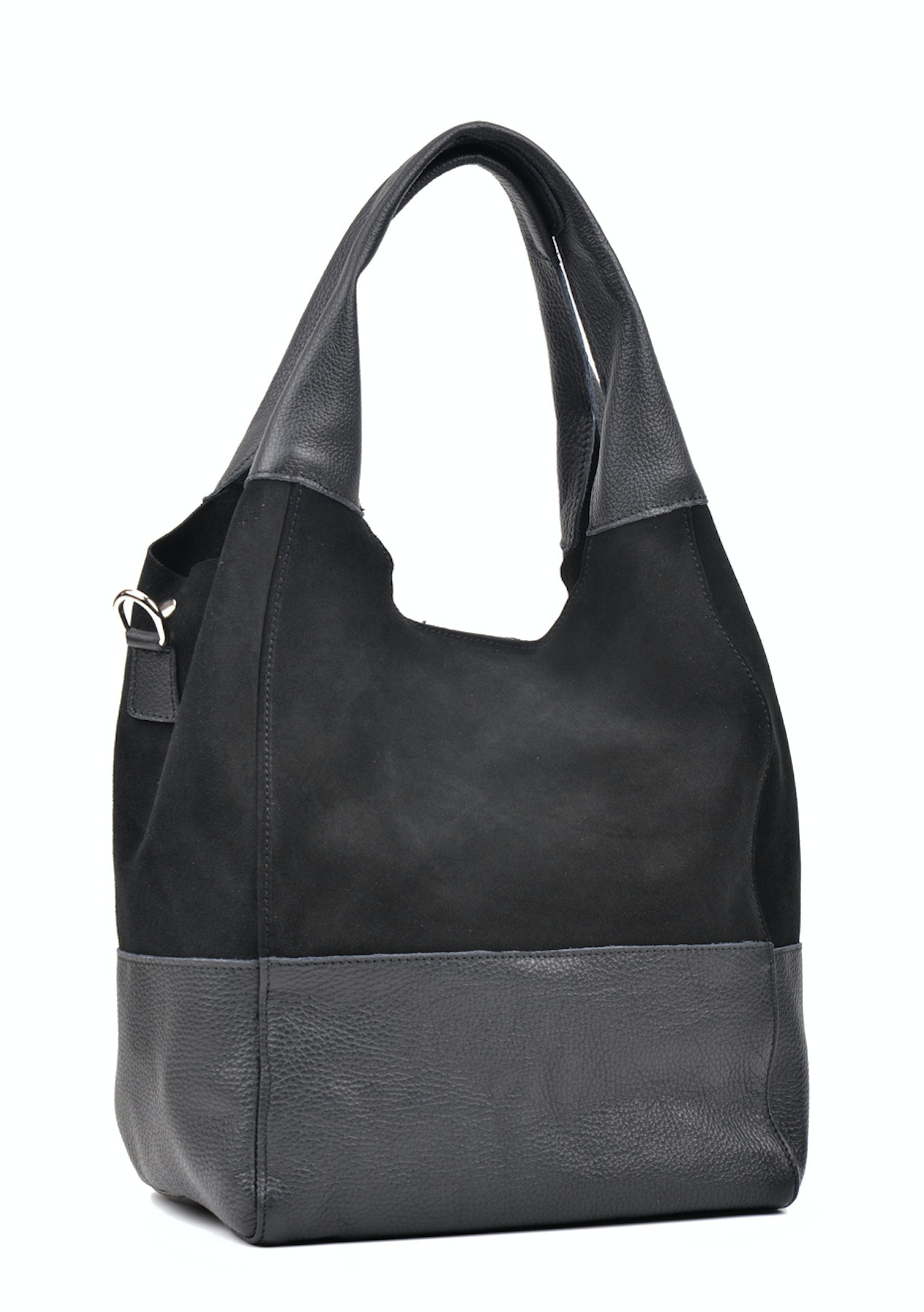9e970671c1 Luisa Vannini - Hobo Bag - Nero - Monochrome Leather bags up to 74% off -  Onceit