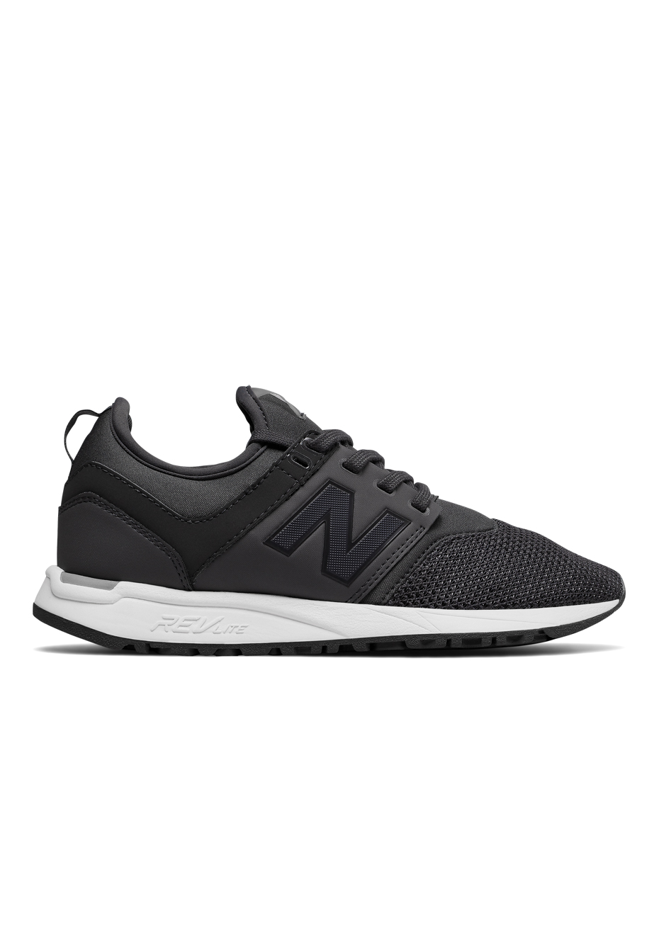 mens new balance trainers 247 white nz