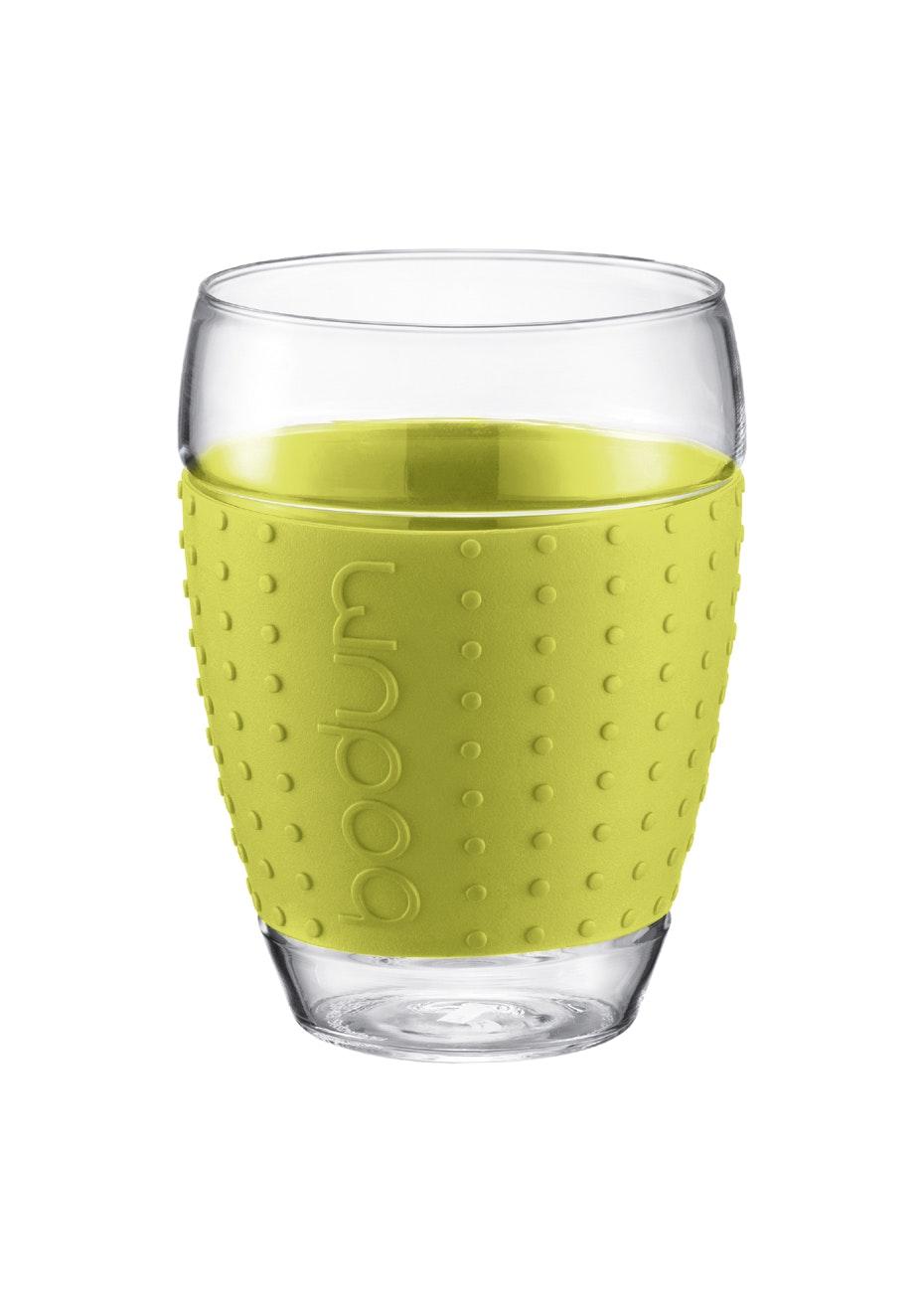 Bodum - 2 Pcs Glass, 0.45L - Lime