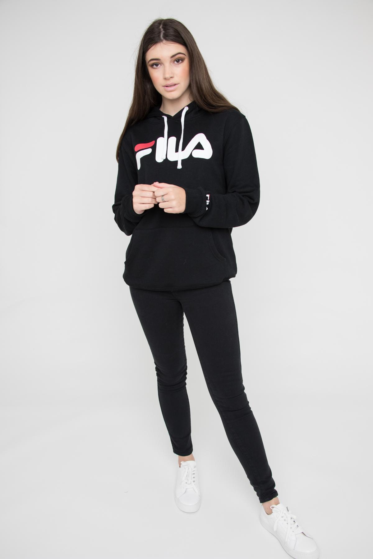 Fila - Heritage Hood - Black