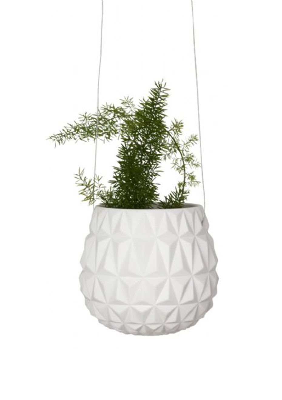 General Eclectic - Hanging Planter Triang