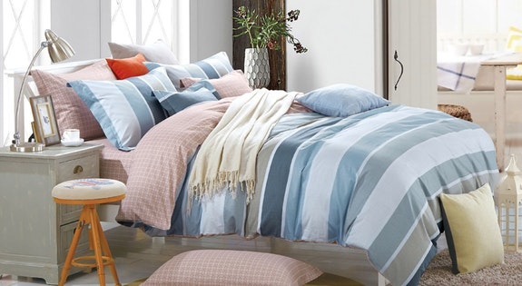 Image of the 'Under $60 Egyptian Cotton Duvet Sets' sale