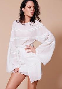 4b0c171aa2d Winona - Santorini Dress White - White