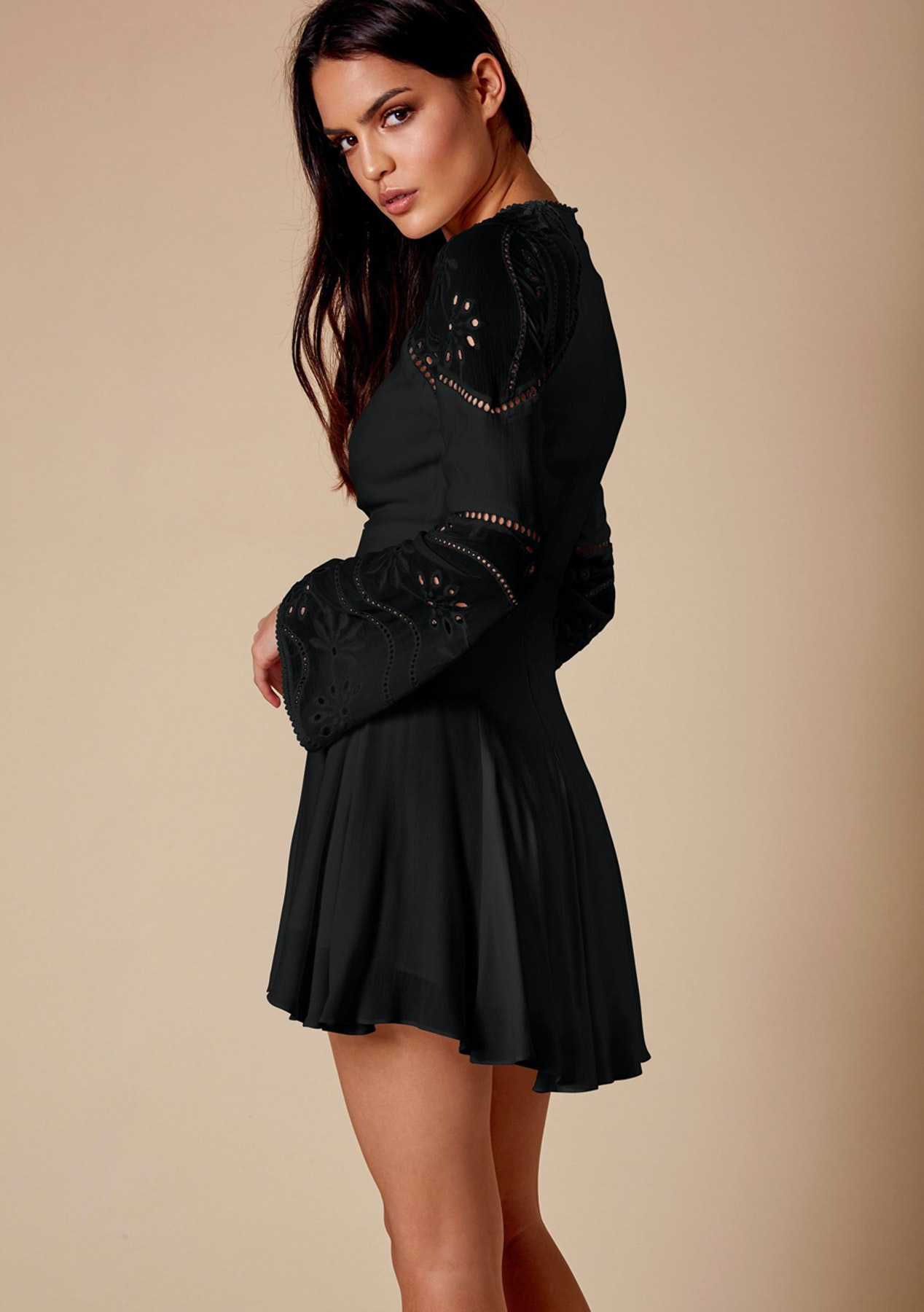 Winona Australia - Marine Short Dress - Black