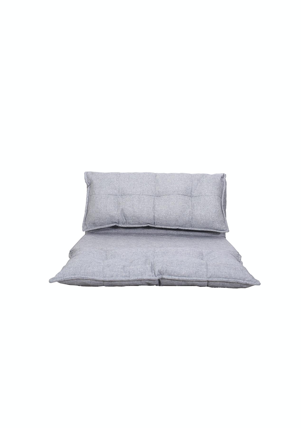 Super Double Folding Sofa Lounge Chair Grey Cjindustries Chair Design For Home Cjindustriesco