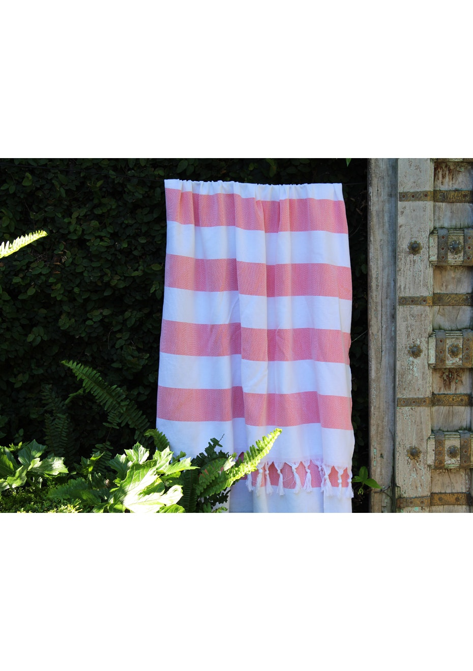Cabana Coral Turkish Towel