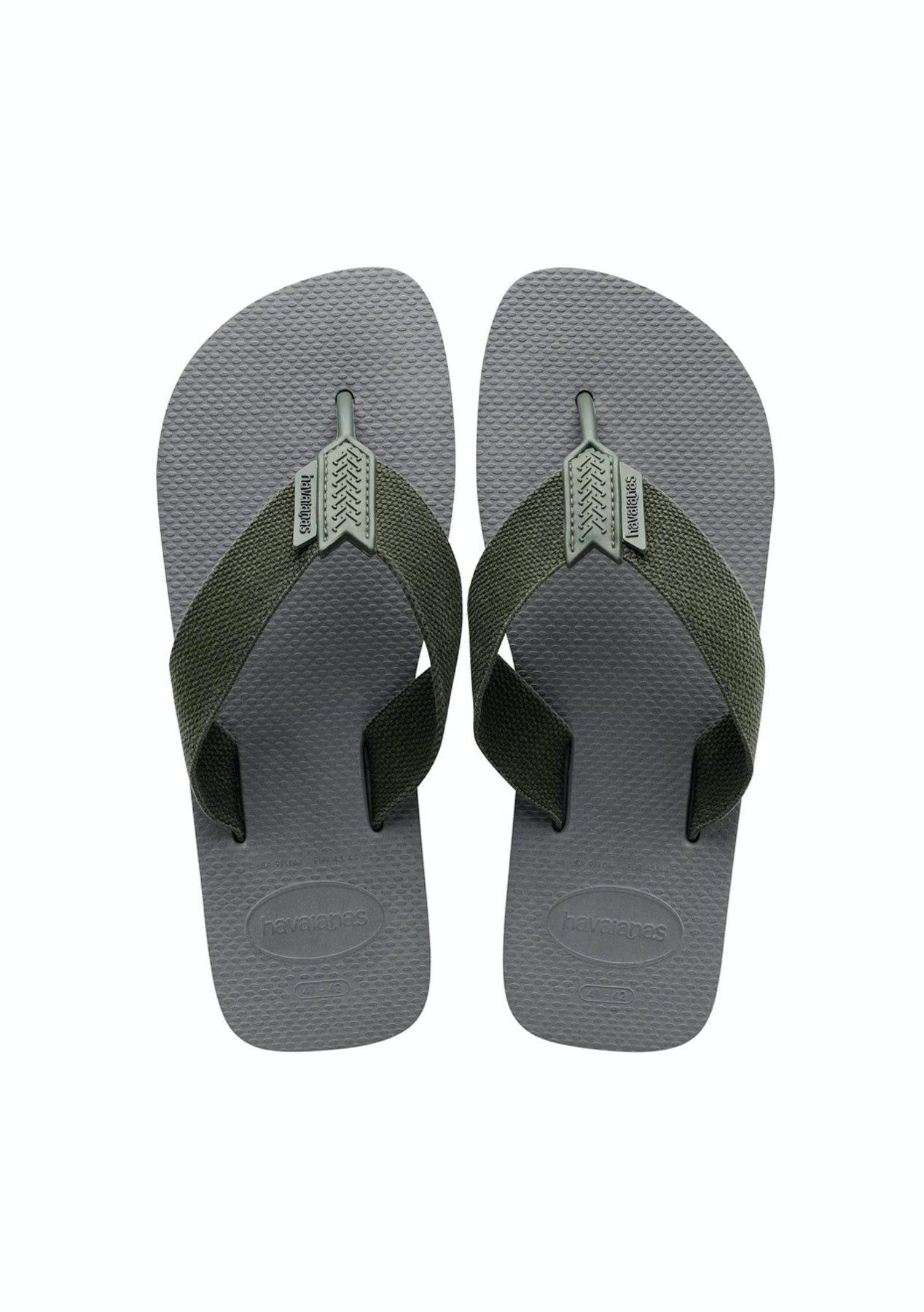 55b75f6bde4f Havaianas - Urban 9444 - Grey Green Olive - Christmas Giftopia - Onceit